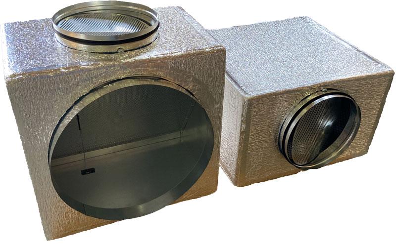 камера статического давления для lindab od-11 сбоку